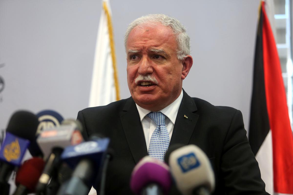 المالكي: الوضع مأساي والعالم غير مكترث برفع الحصار عن غزة