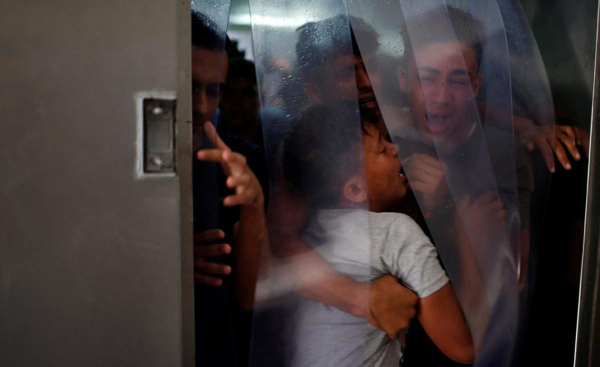 حصيلة الشهداء الفلسطينيين منذ انطلاق مسيرات العودة