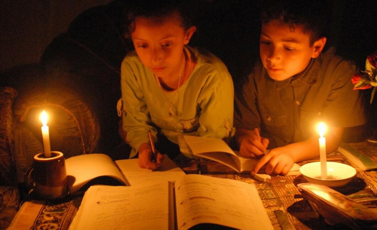 جدول الكهرباء في قطاع غزة اليوم الثلاثاء