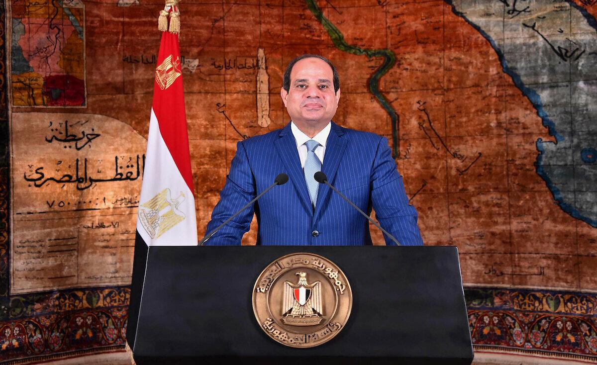 السيسي يستعرض مع لافروف جهود مصر لتهدئة الأوضاع في غزة