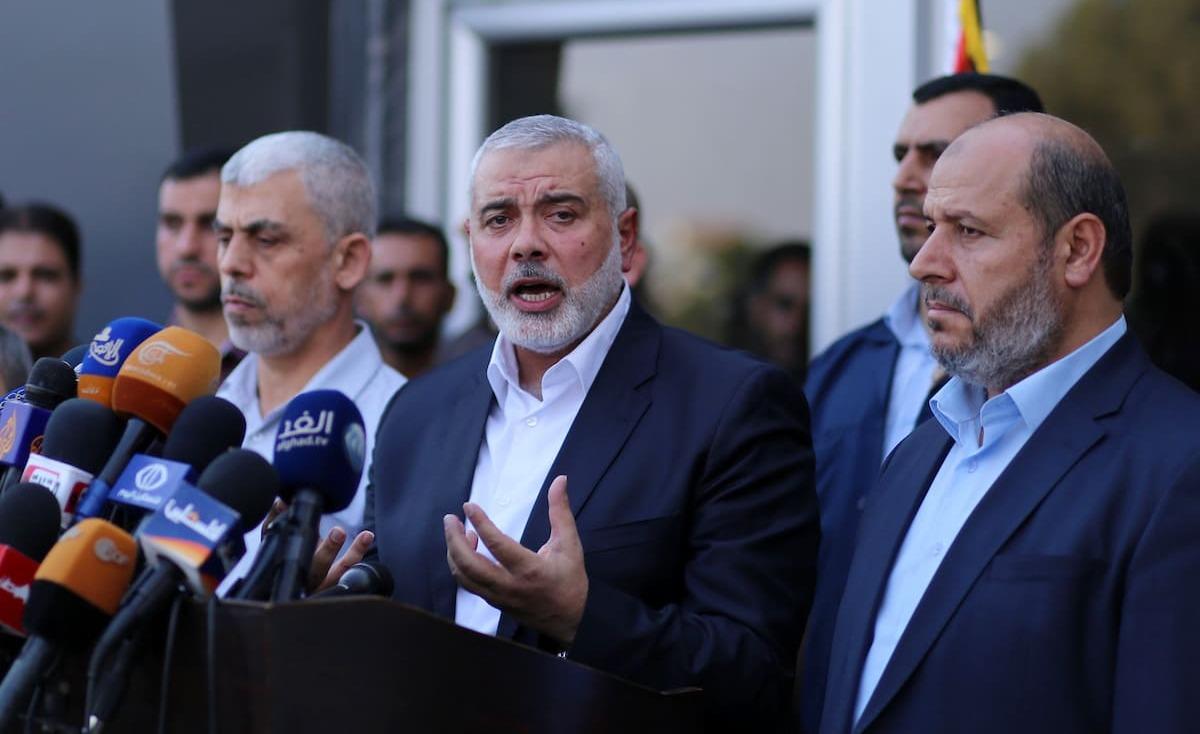"""هل قررت """"حماس"""" إجراء تعديلات على هيكلة اللجنة الإدارية بغزة؟"""