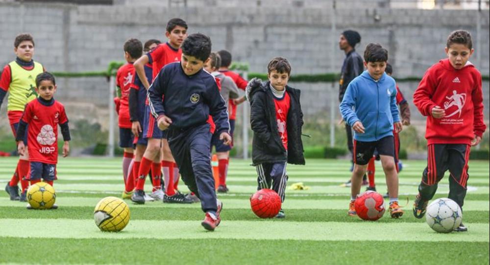 أكاديميات كرة القدم.. طاقة نور لأطفال غزة في ظل الحصار