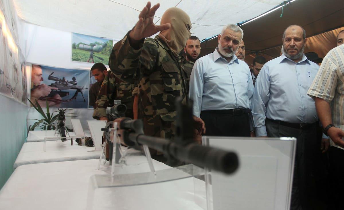 """هنية: الصاروخ الذي سقط على تل أبيب """"خلل فني"""""""