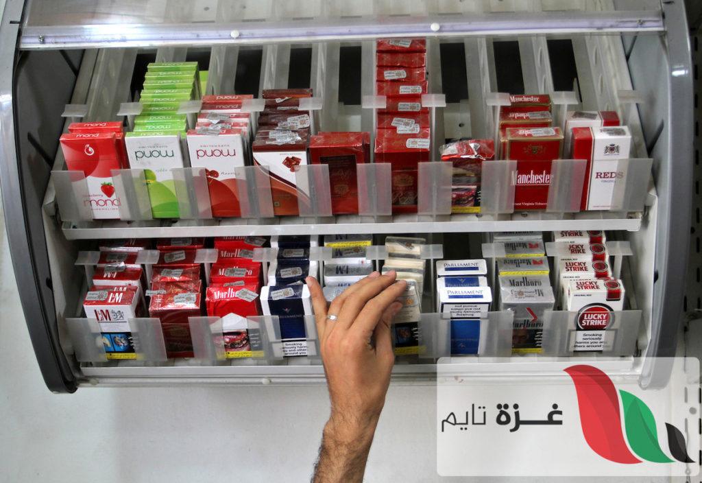 تنويه صادر عن وزارة المالية في غزّة بشأن أسعار التبغ