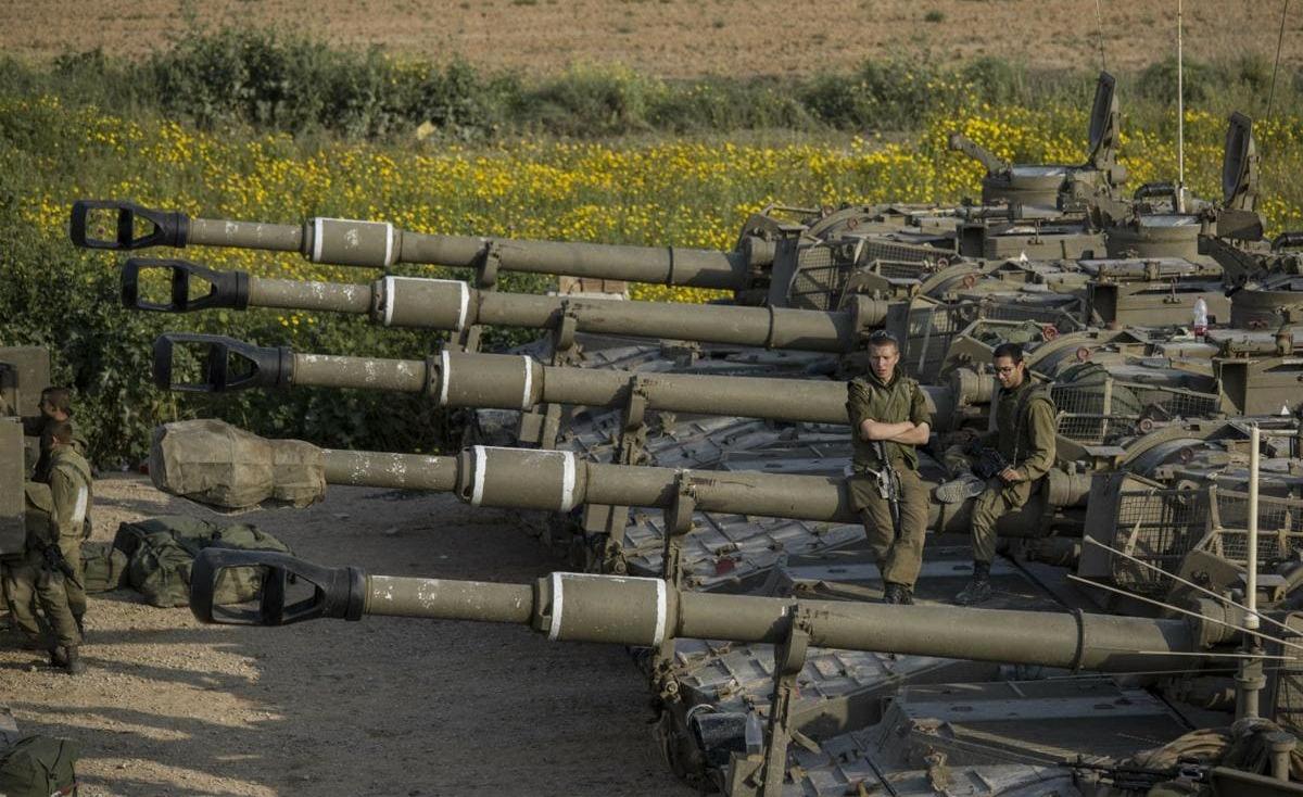 ديختر: يجب خوض حرب واسعة النطاق في غزة تستمر ثلاث سنوات