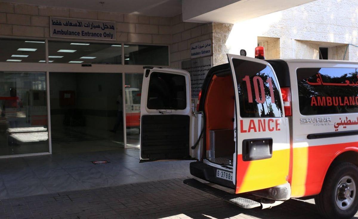 غزة: وفاة شاب إثر سقوطه عن علو