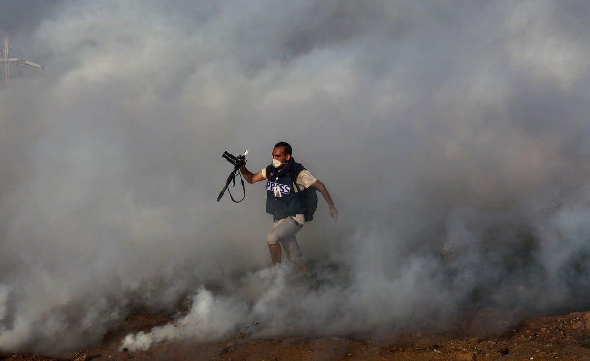 غزة.. صحفيون ومسعفون في دائرة الاستهداف الإسرائيلي