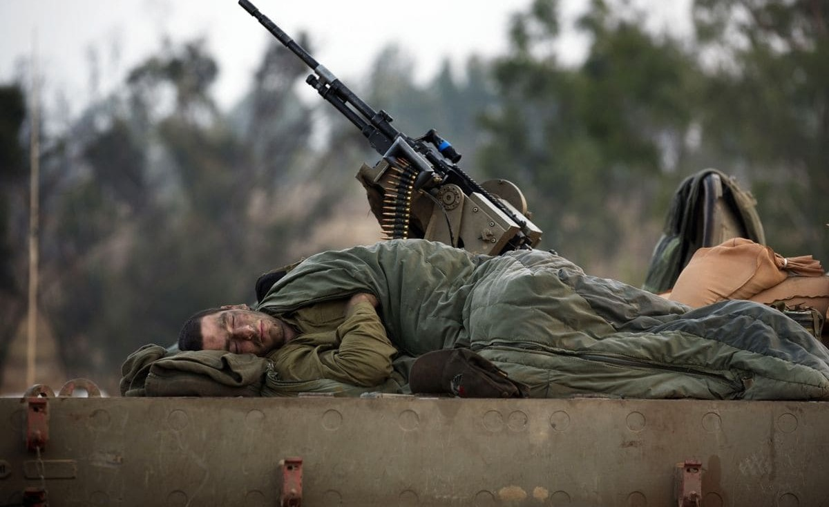خفض أعداد قوات الاحتلال على تخوم غزة