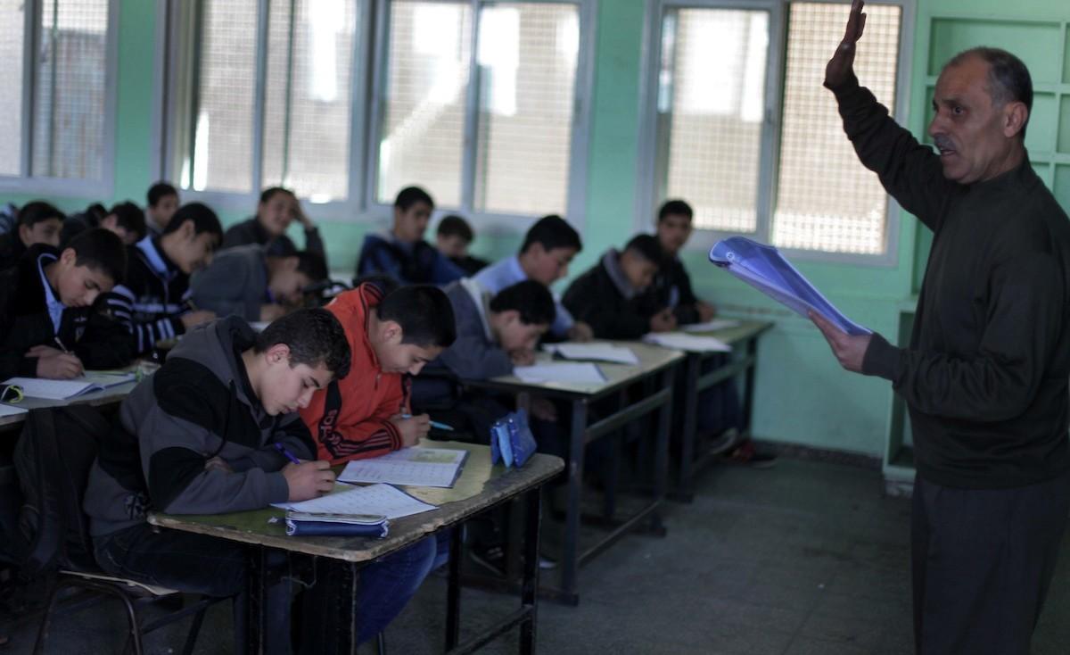 حقيقة تعطيل الدراسة في مدارس غزة السبت القادم