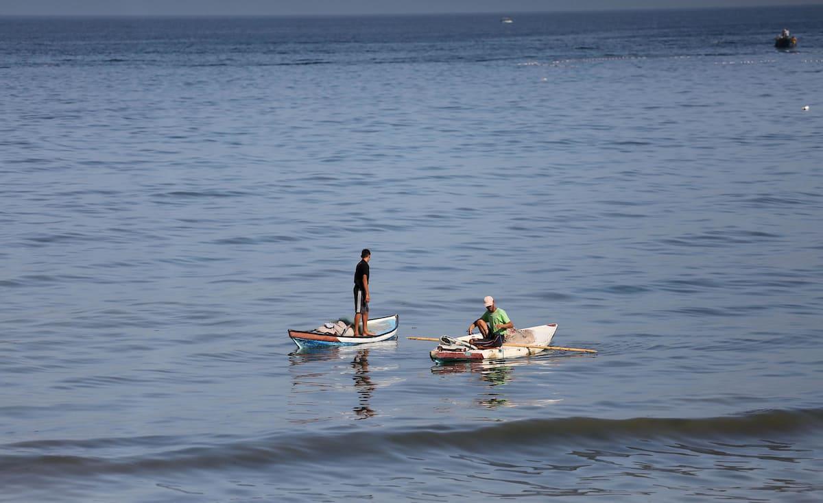 صحته جيدة.. العثور على صياد فقدت آثاره ببحر غزة