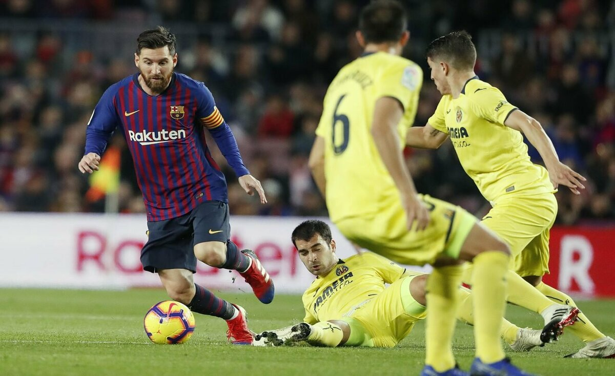 بالفيديو.. برشلونة يخطف تعادلا مثيرا من أنياب فياريال