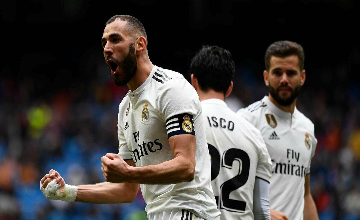 بنزيمة ينقذ زيدان.. ويقود ريال مدريد للانتصار (فيديو)