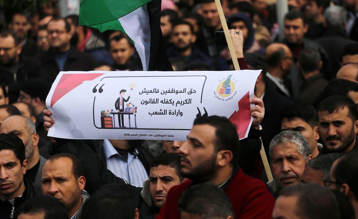 ديوان الموظفين بغزة يشرع بتسوية أوضاع عقود المالية والبطالة الدائمة