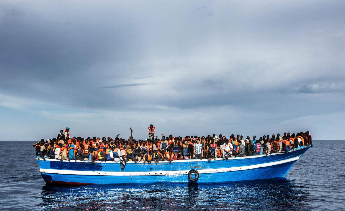 بينهم 5 من غزة.. مصير مجهول لمهاجرين فلسطينيين بعد غرق قاربهم قبالة سواحل تركيا