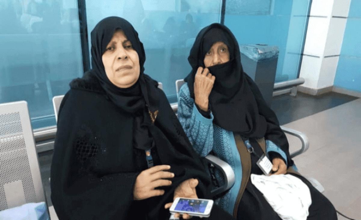 بعد 27 عاماً من الفراق.. توفيت والدتها القادمة من غزة إلى السعودية