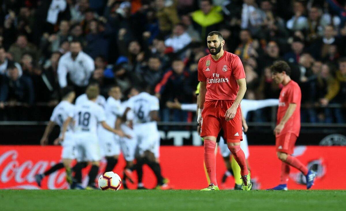 ريال مدريد يقترب من أسوأ رقم بتاريخه في موسم للنسيان