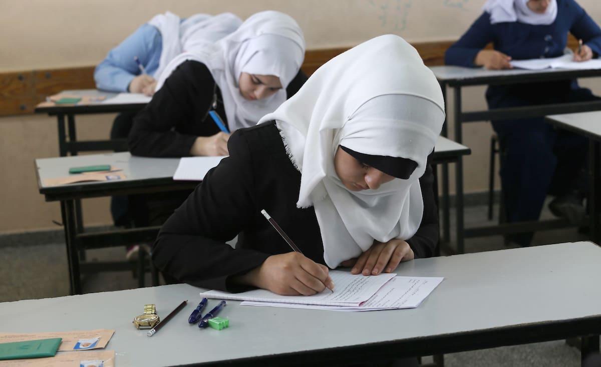 """""""التعليم"""" تنشر جدول امتحانات الثانوية العامة لعام 2019 في غزة والضفة"""