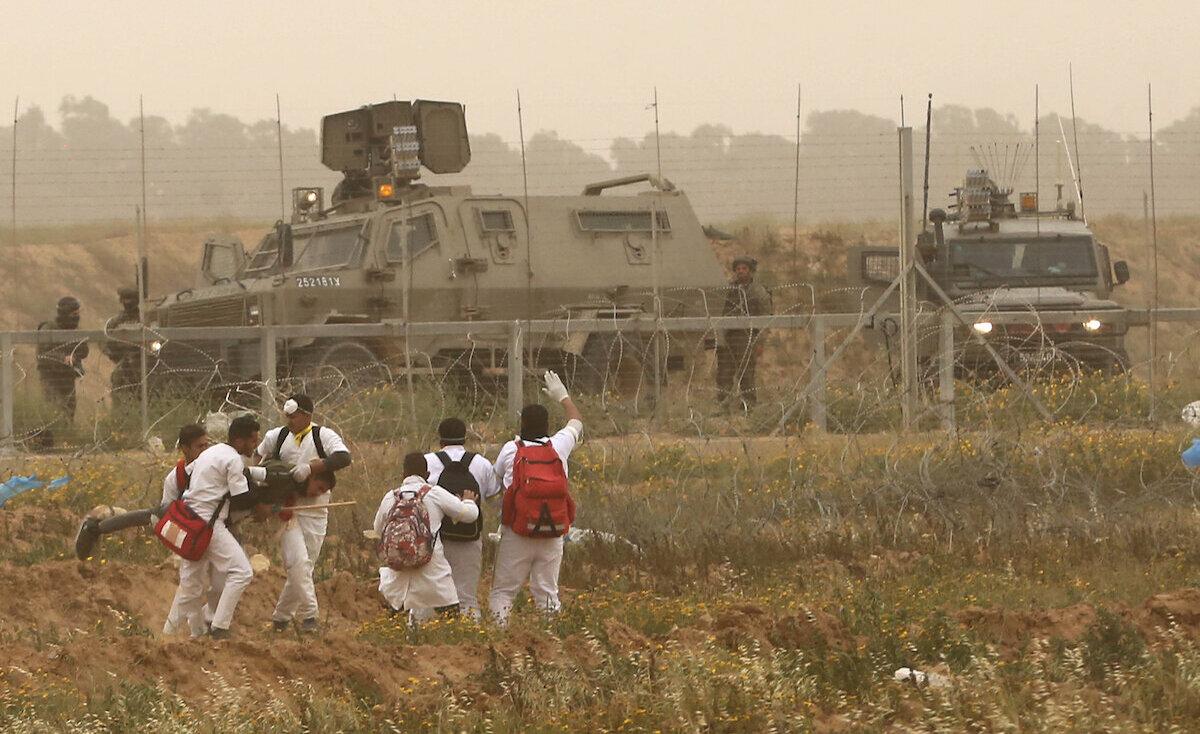 الجمعة الـ 54.. الاحتلال يقتل طفلًا شرق غزة