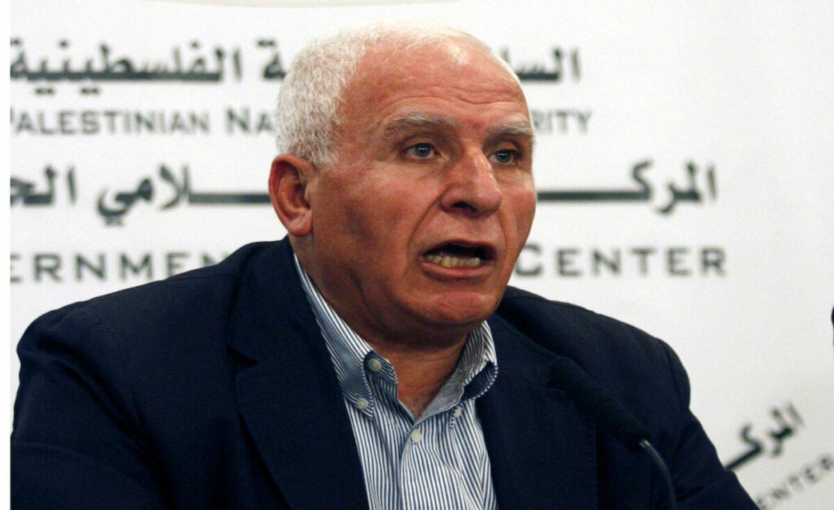 """الأحمد: مجهودات """"روسيا"""" فشلت لأنها لم تتطرق لقضية رواتب موظفي غزة"""