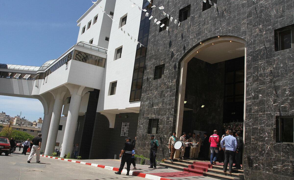 غزة: تعليق الدوام في المستشفيات الحكومية اليوم الإثنين