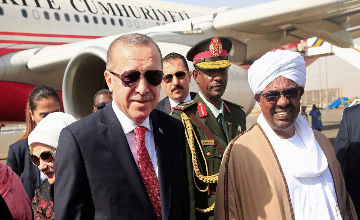 """تركيا تكشف حقيقة إلغاء """"اتفاقية جزيرة سواكن"""" مع السودان"""