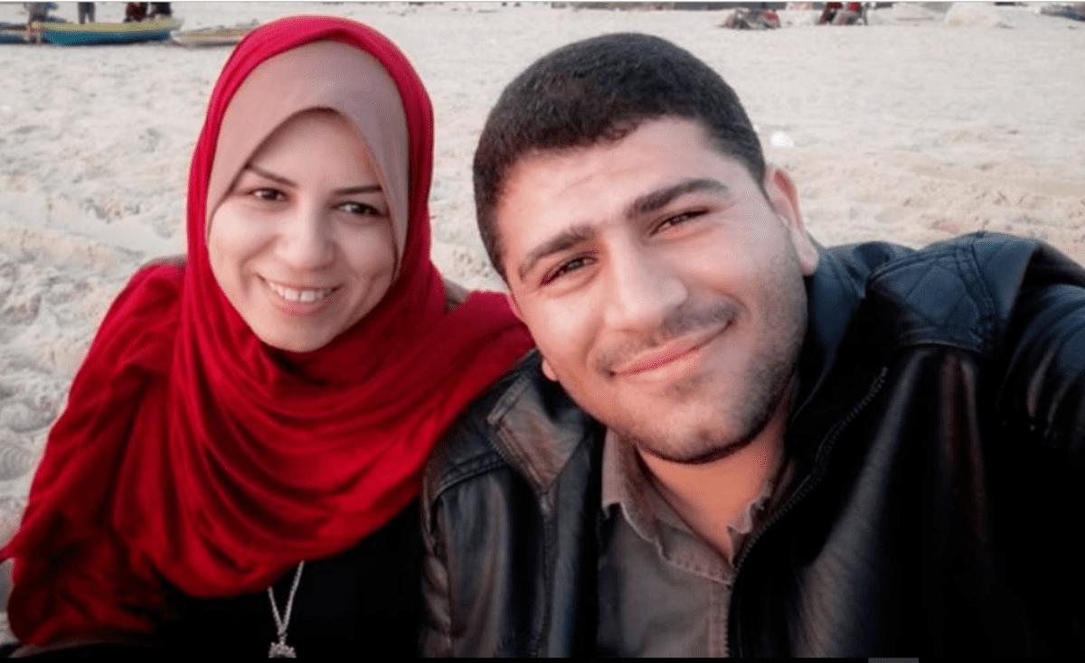 في غزة.. عروسان يستبدلان مراسم الزفاف بأداء العمرة