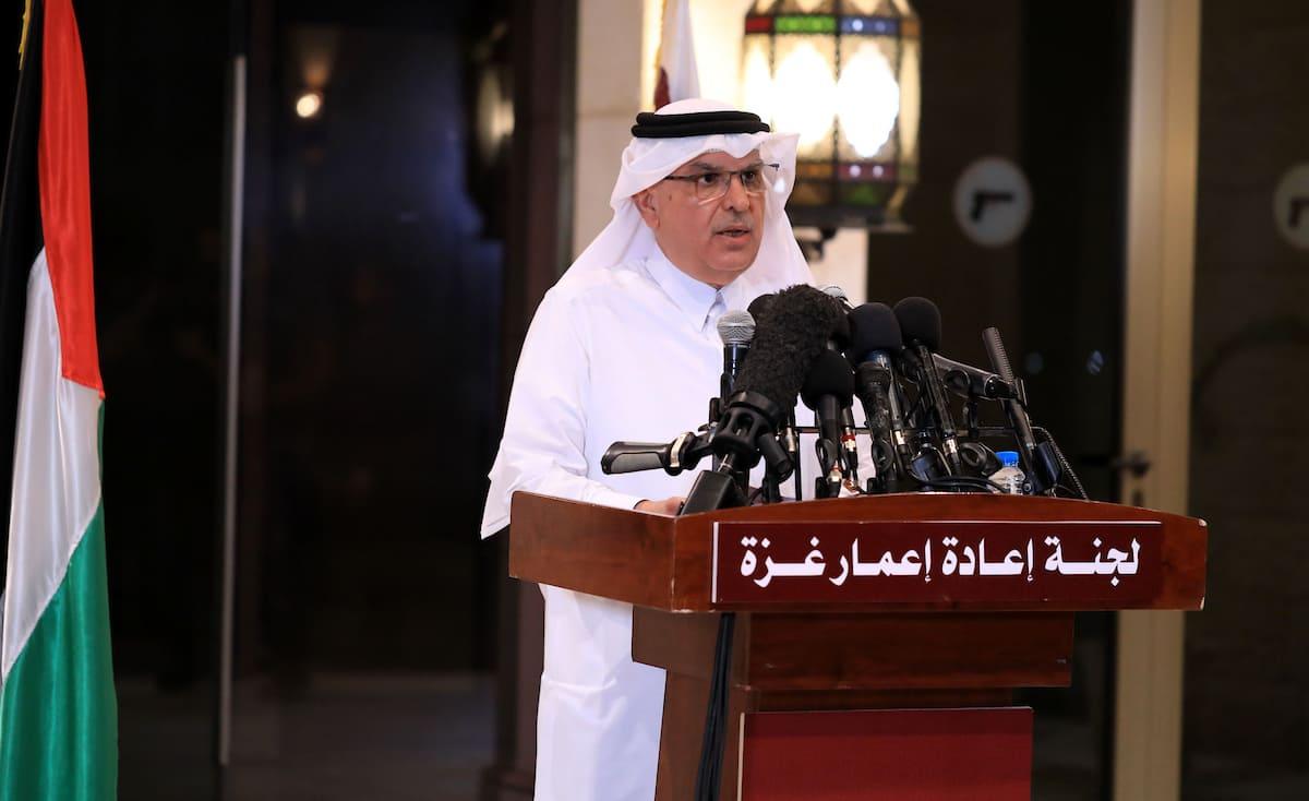 السفير العمادي: مصر وحماس تستفيدان مالياً من غزة