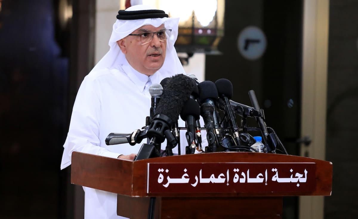 العمادي: تصريحاتي بشأن الوضع المأساوي في غزة استغلت بشكل خاطئ