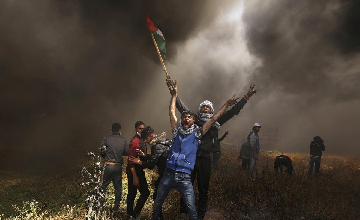 """جمعة """"المسيرة مستمرة"""".. غزة تستأنف المشاركة بمسيرات العودة"""