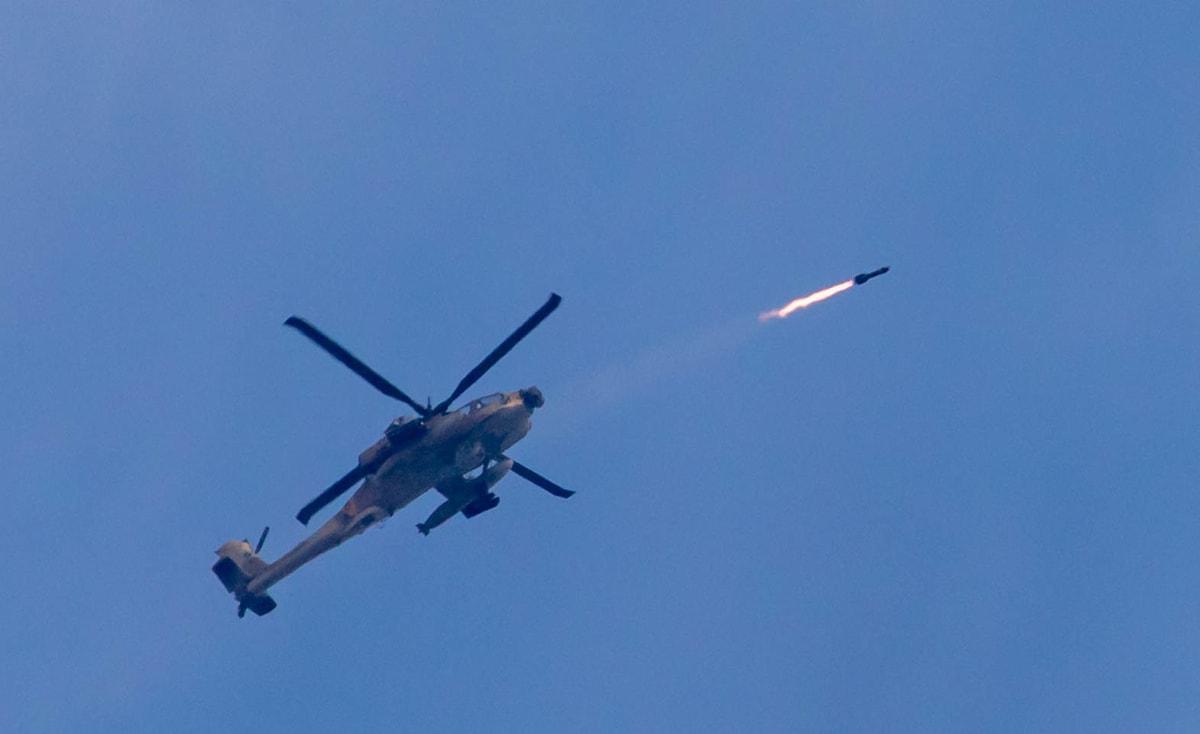 غزة تحت القصف.. إطلاق 3 صواريخ نحو (إسرائيل)