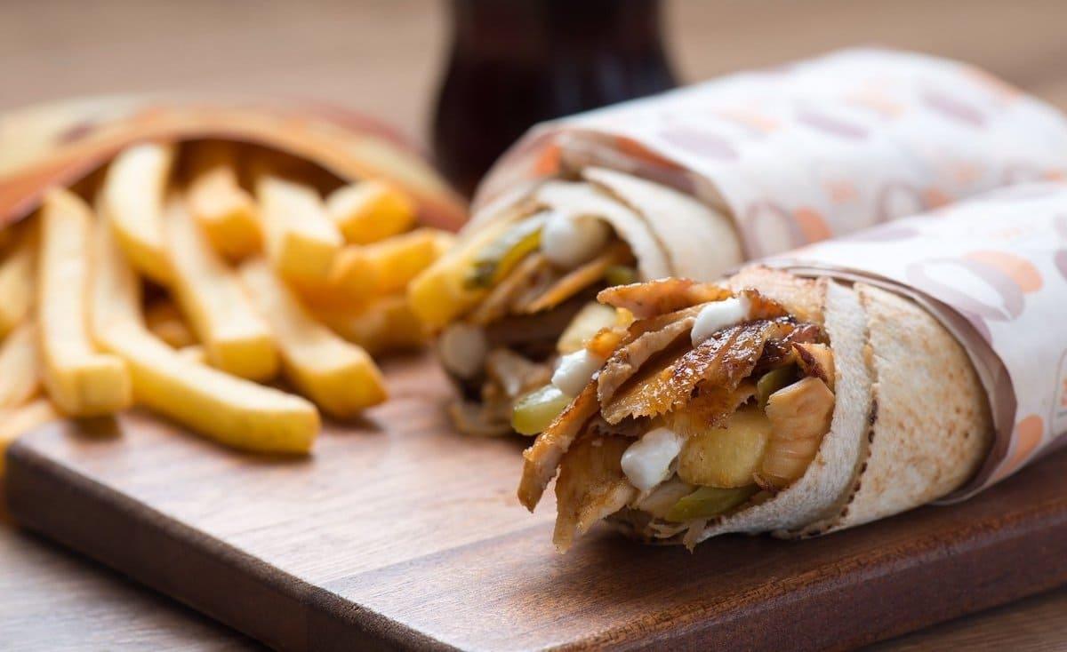 طريقة تحضير وجبة شاورما صحية