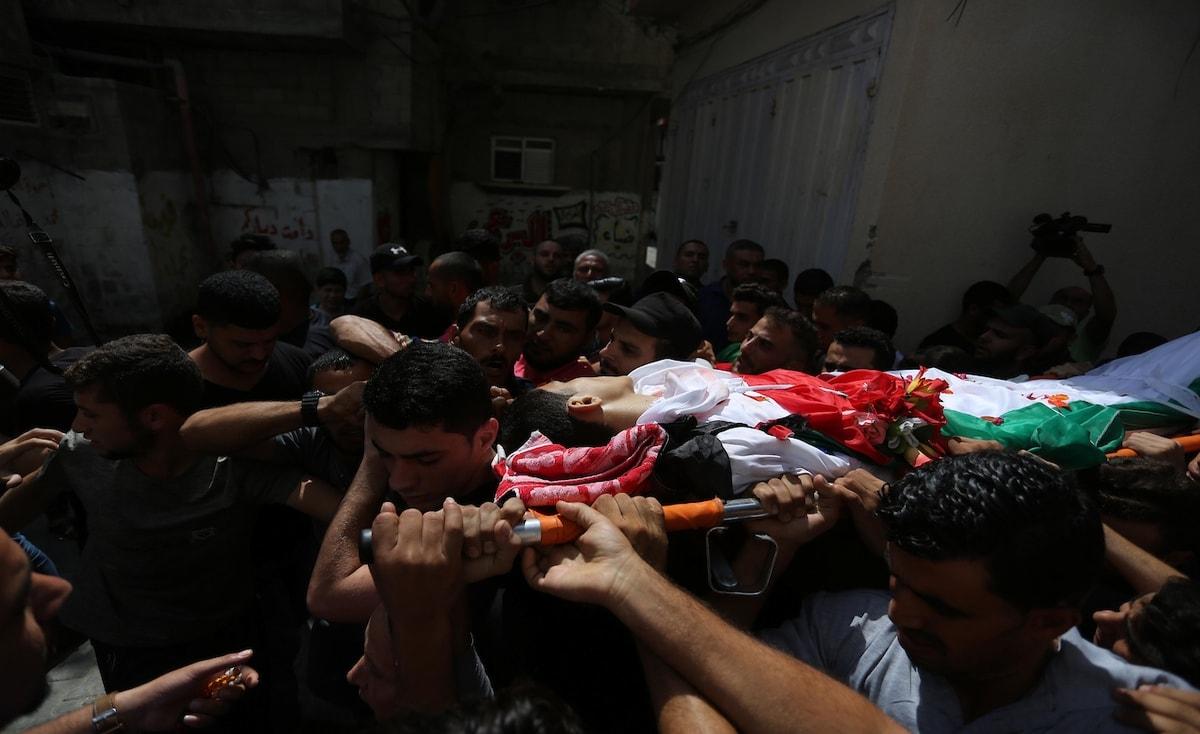 غزة: الصحة تعلن استشهاد فلسطينيين متأثرين بجراحهما