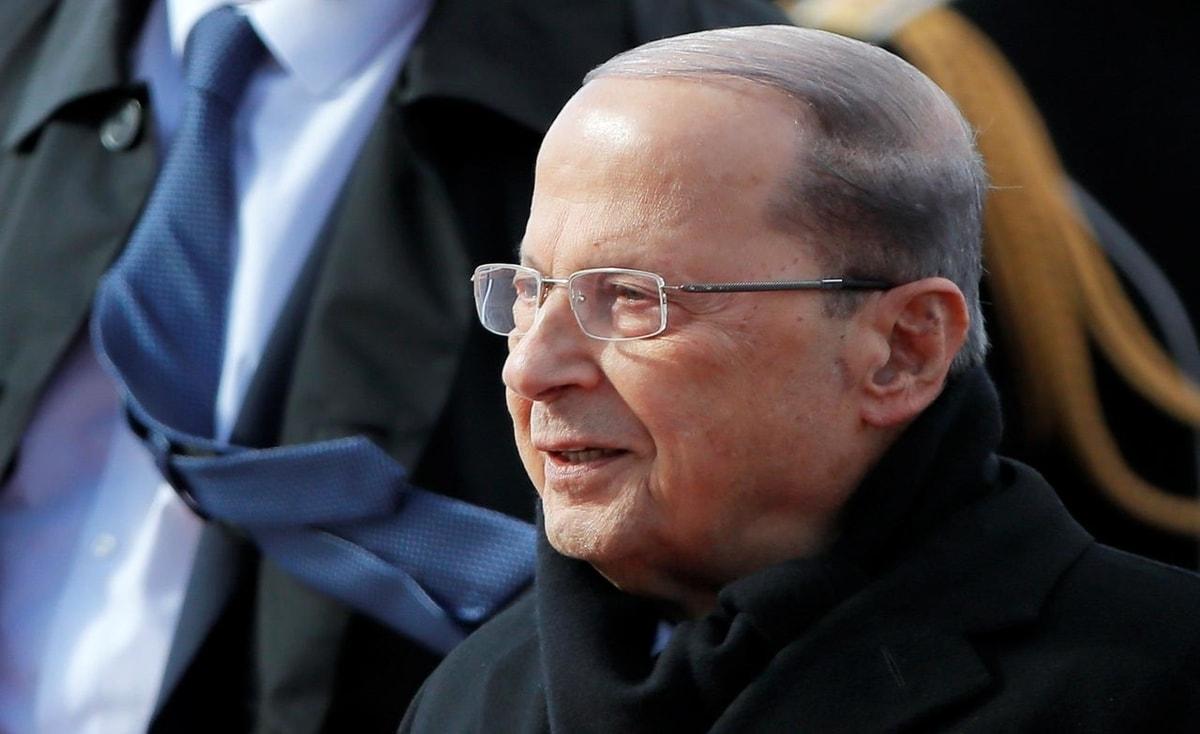 الرئيس اللبناني: أي اعتداء إسرائيلي علينا سيقابل بدفاع مشروع عن النفس