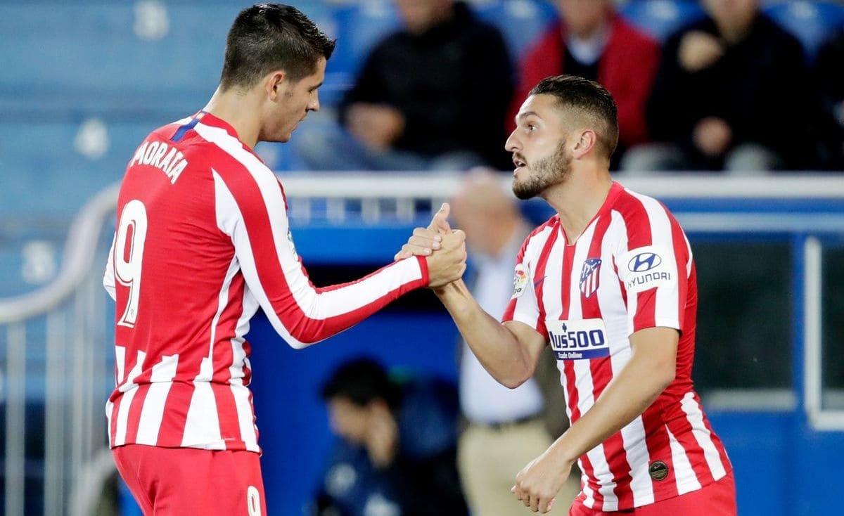 أتلتيكو مدريد يتعادل مع ألافيس في الدوري الأسباني