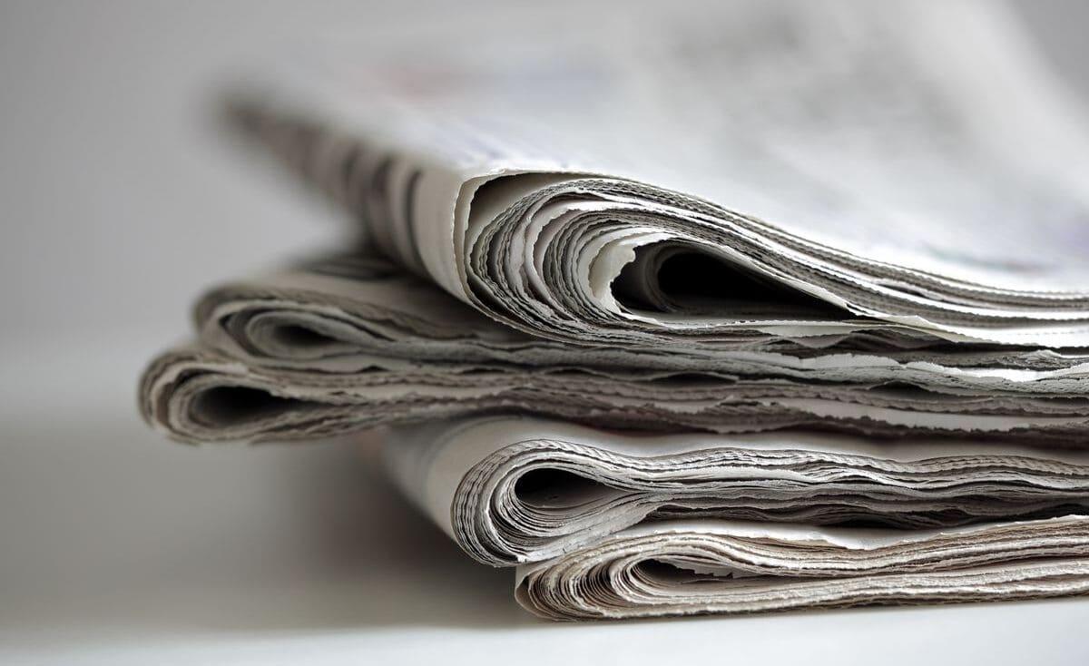 عناوين الصفحة الأولى في صحف فلسطين