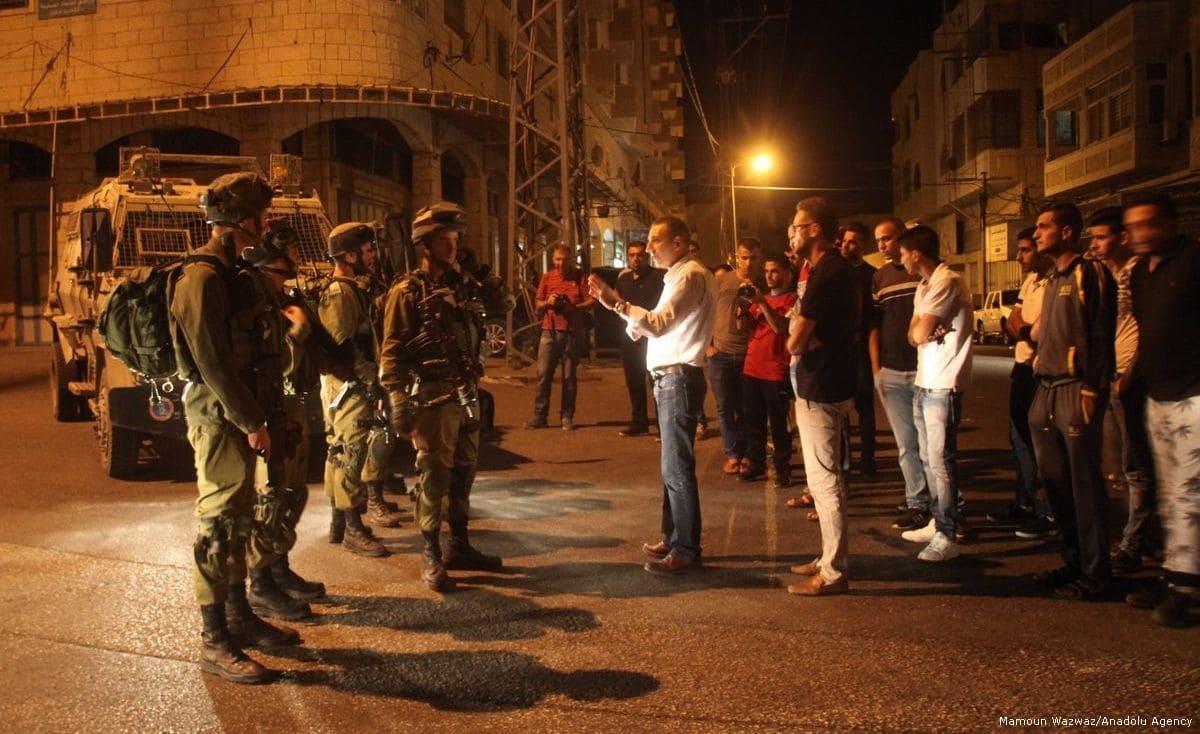 الاحتلال يقتحم حفل زفاف في القدس