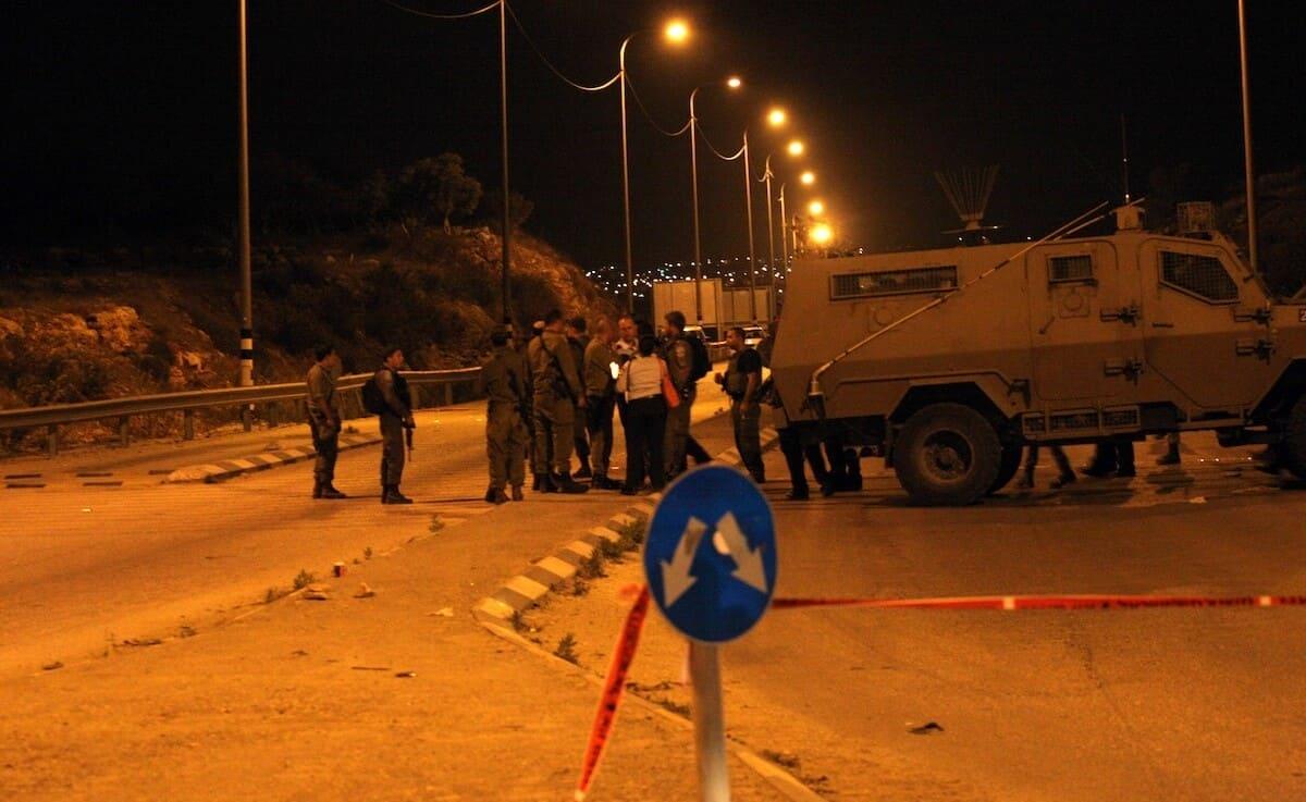 ارتقاء شهيد برصاص الاحتلال في طولكرم