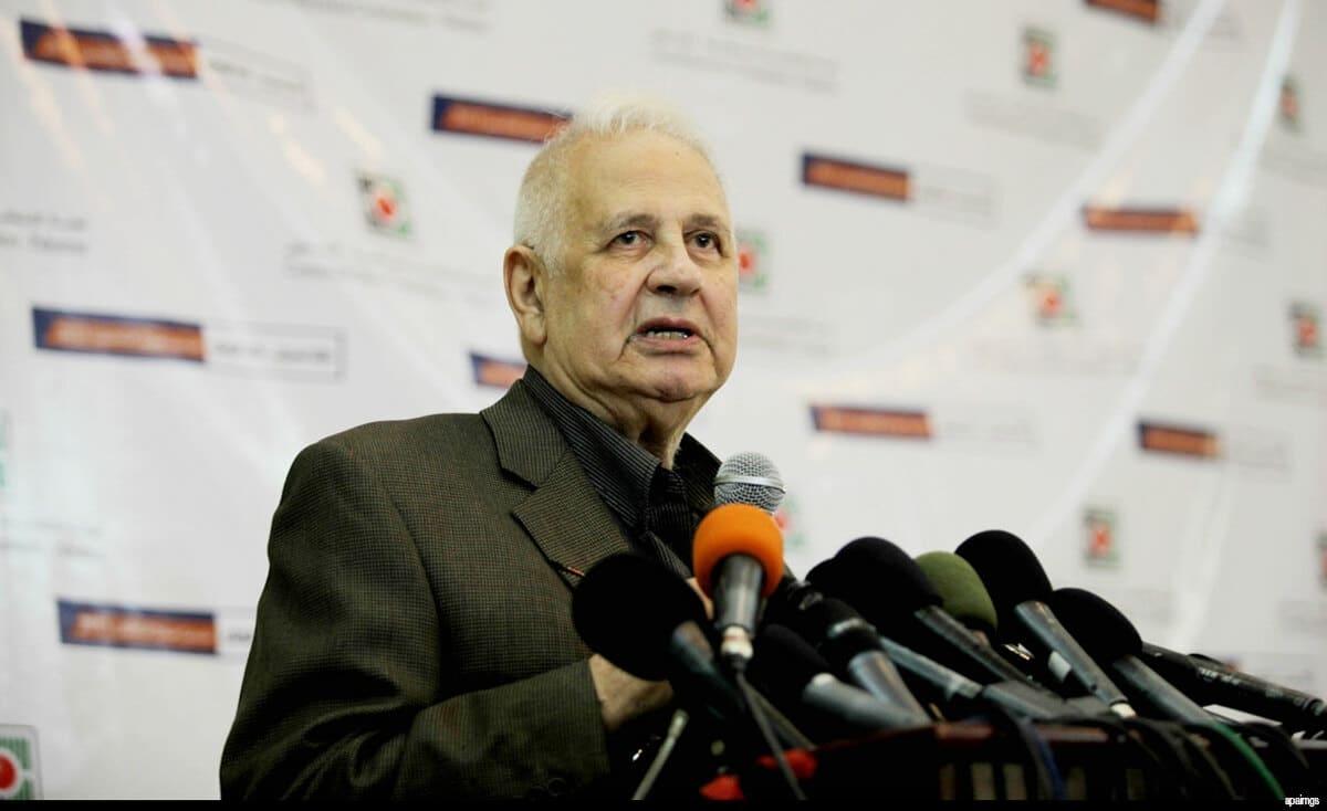 الانتخابات المركزية: حنا ناصر يتوجه لغزة الأسبوع المقبل