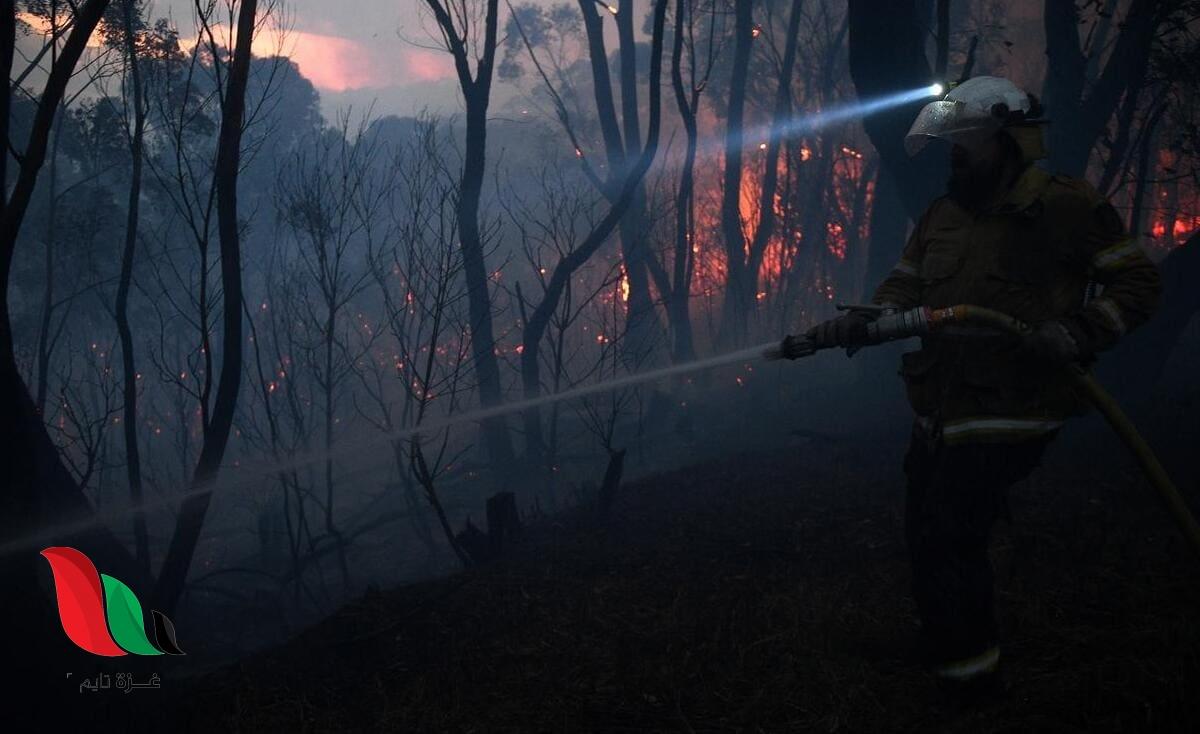 الحرائق الأسترالية تقتل 3 أشخاص وتدمر عشرات المنازل