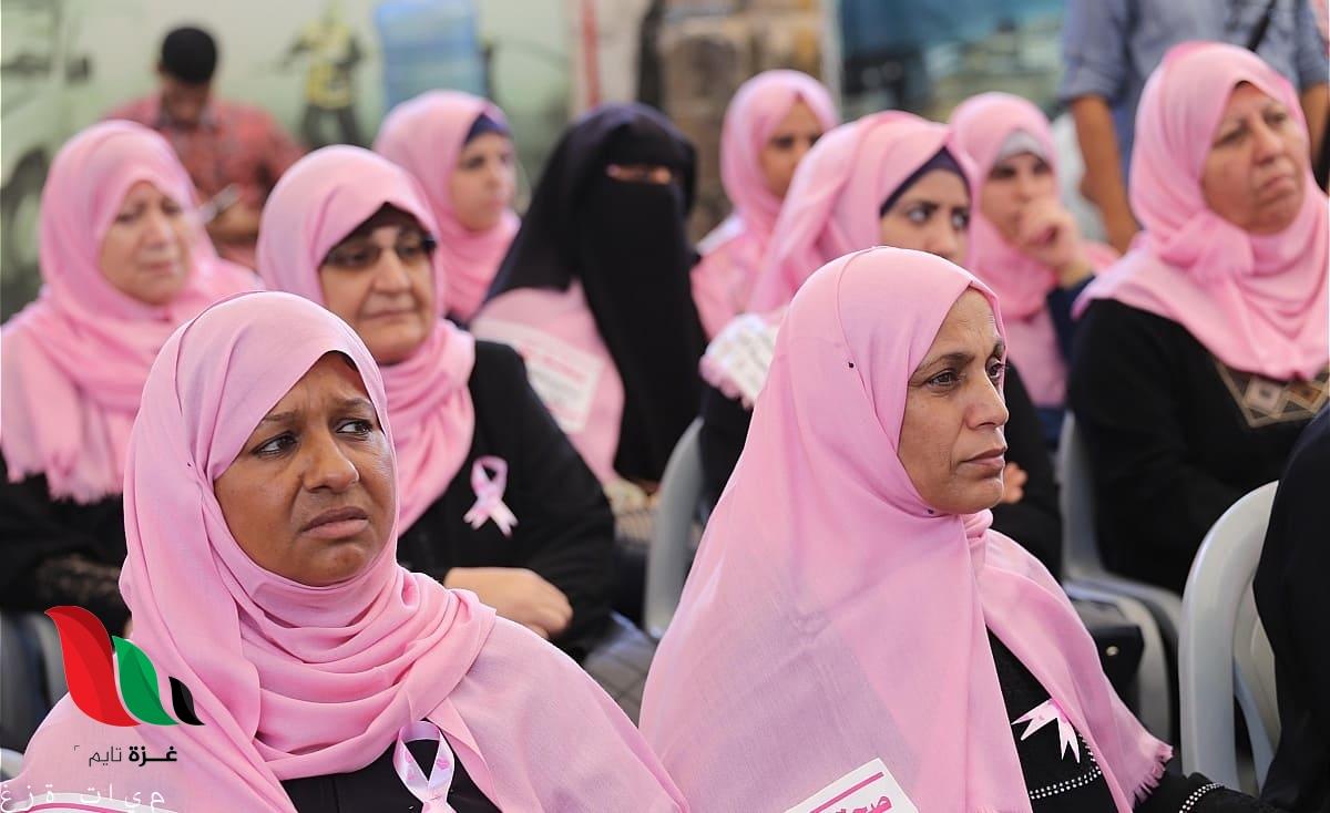 من ألم إلى فخر.. فلسطينية تقهر سرطان الثدي