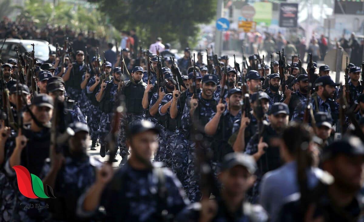 غزة: موعد المقابلات الشخصية لوظائف الأجهزة الأمنية