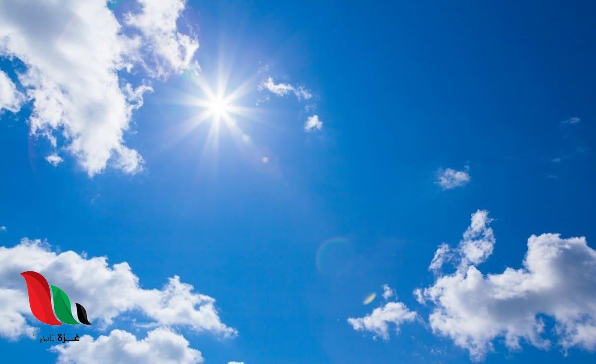 الطقس: غائم جزئيًا وارتفاع طفيف في درجة الحرارة