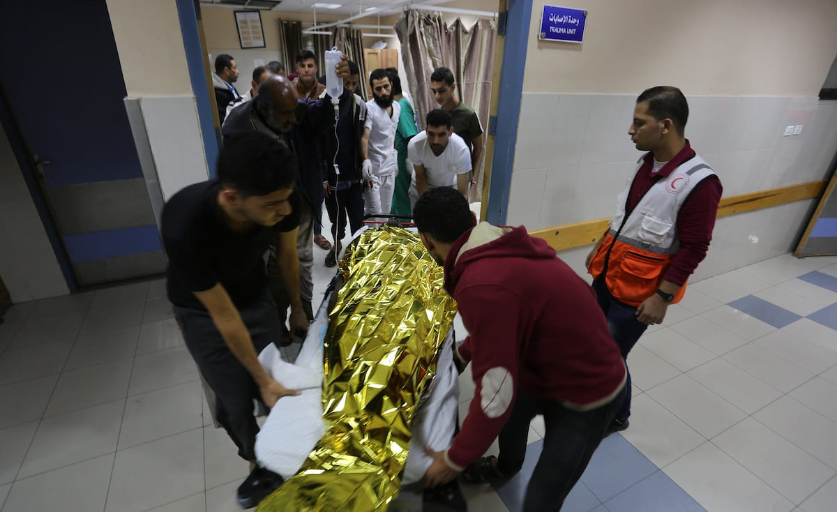 غزة: أول تعقيب لحركة حماس بشأن القصف الإسرائيلي