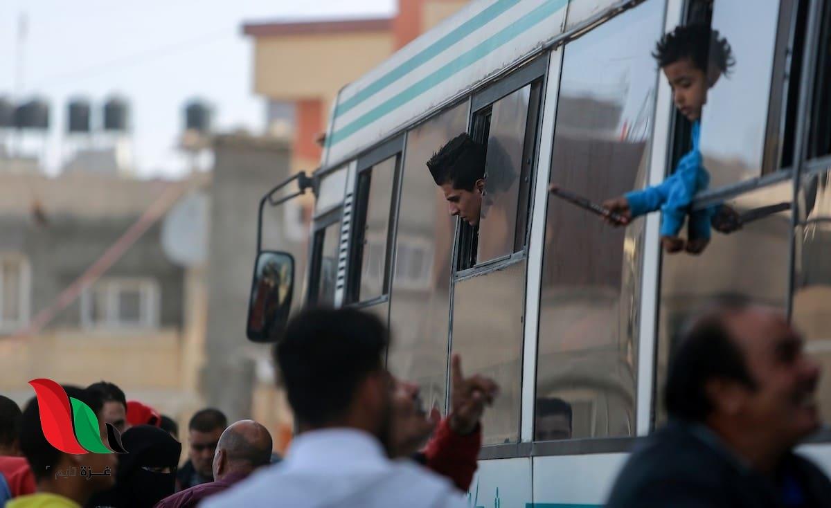 أسماء المسافرين من غزة عبر معبر رفح يوم الأحد