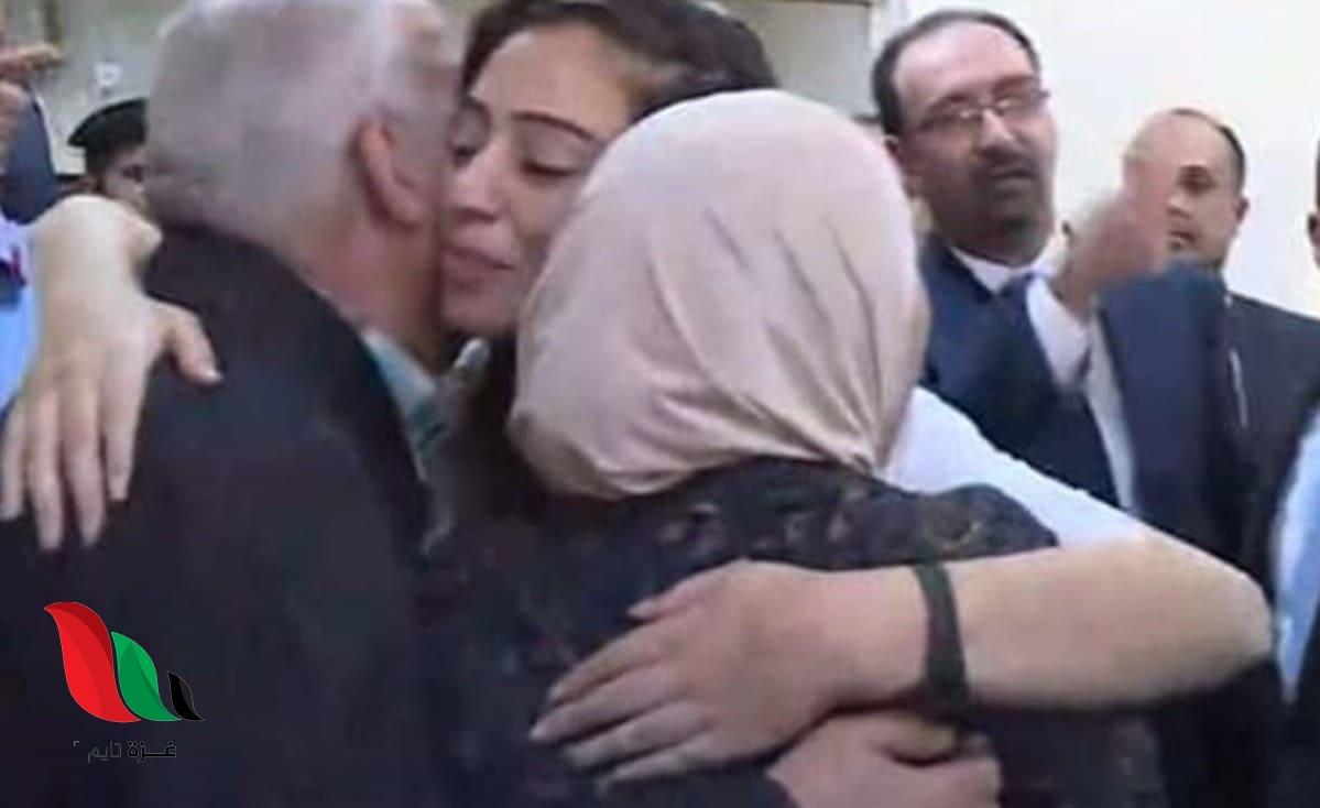 شاهد: آلاف الأردنيين يستقبلون هبة اللبدي وعبدالرحمن مرعي