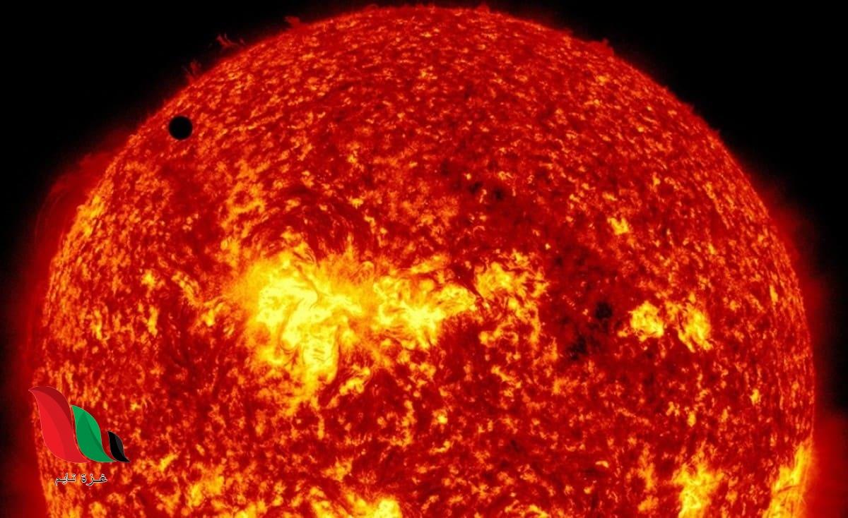 غاز يشكل 75% من كتلة الشمس – ما هو ؟