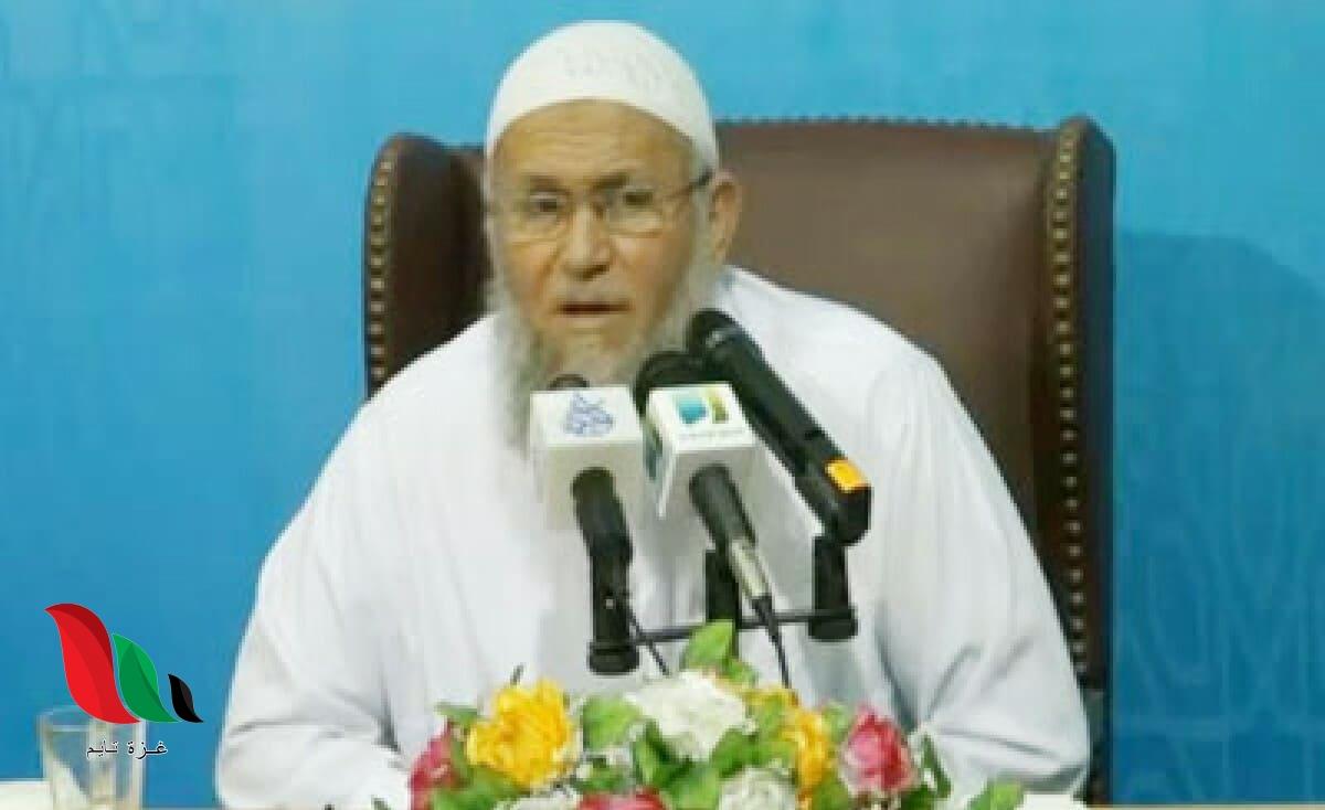 من هو الشيخ فوزى السعيد الذي توفي في مصر