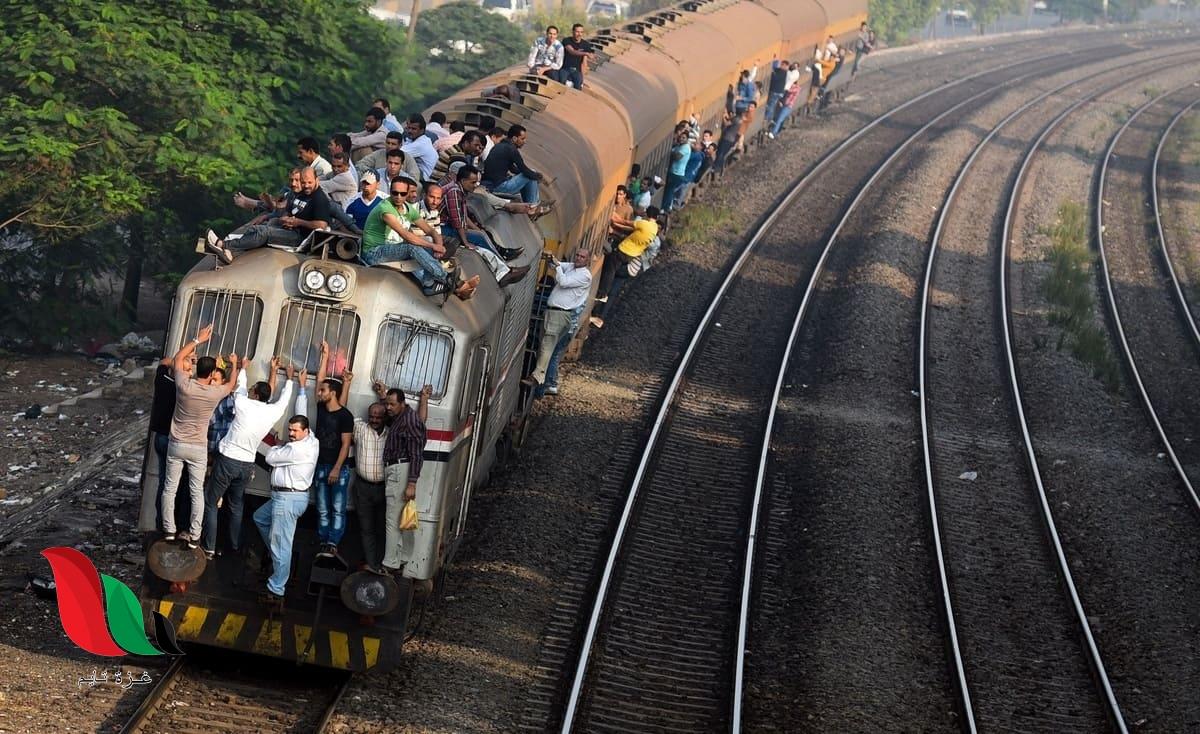 مواعيد قطارات سكك حديد مصر لكافة المحافظات