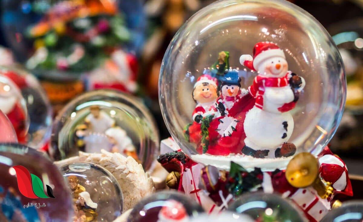 ما الفرق بين الكريسماس وراس السنة