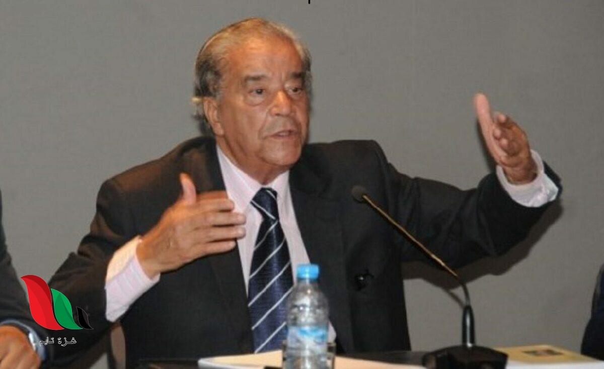"""تفاصيل وفاة الصحفي مصطفى العلوي مؤسس """"الأسبوع الصحفي"""""""